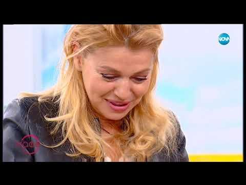 """""""На кафе"""" с Ернестина Шинова (07.11.2018)"""