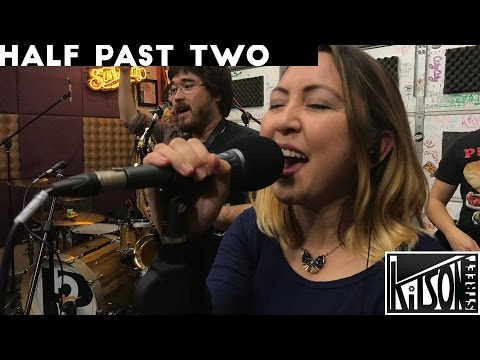 "Half Past Two perform ""Artificial"" and ""Lyin' Eyes"" on Episode 86 of Kilson Street"