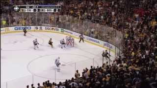 2013 Stanley Cup Finals Game 6 - Chicago at Boston - Final 2 Minutes (WGN Audio/CBC Video)