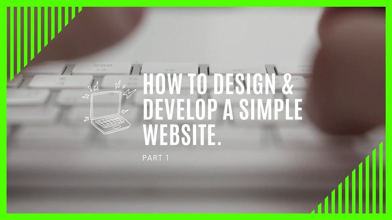 Learn how to build a website | STEM project