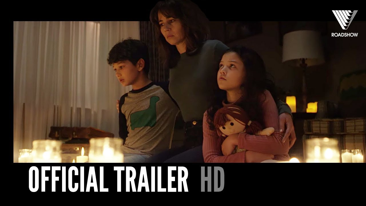 Download THE CURSE OF THE WEEPING WOMAN | Official Trailer | 2019 [HD]