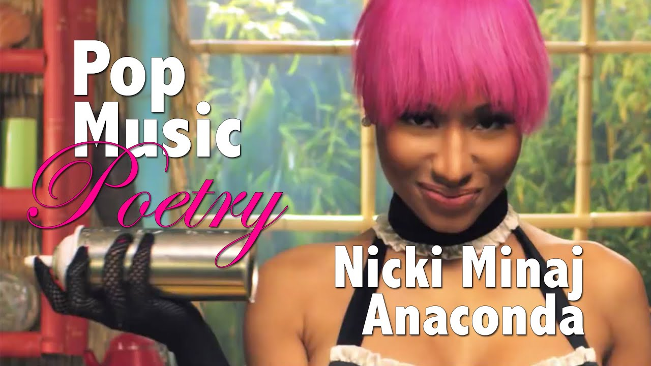 Anaconda lyrics original