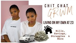 Living On My Own At 23 | Bills, Savings, Struggles & More