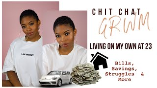 Baixar Living On My Own At 23   Bills, Savings, Struggles & More