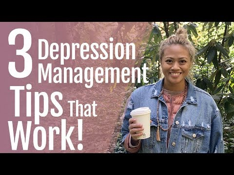 3 Depression Management Tips That Work