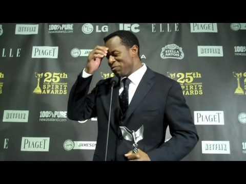 Geoffrey Fletcher  Film Independent Spirit Awards 2010