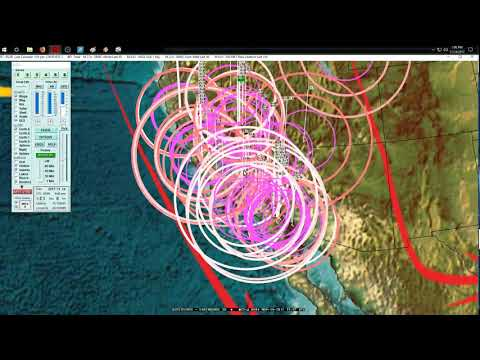 11/14/2017 -- California Earthquake first, NOW TEXAS HIT -- Pacific suddenly quiet? - 동영상
