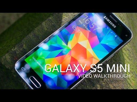 Samsung Galaxy S5 Mini hands-on