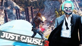 Jimmy Plays Just Cause 3