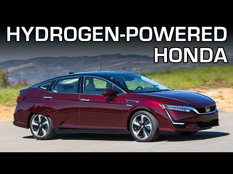 Inside Honda's Fuel Cell Strategy - Autoline After Hours 371