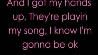 Miley Cyrus - Party In The USA (lyrics)