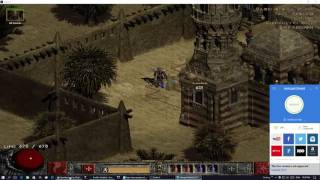 Diablo 2: By passing temporary Ban / Realm Down