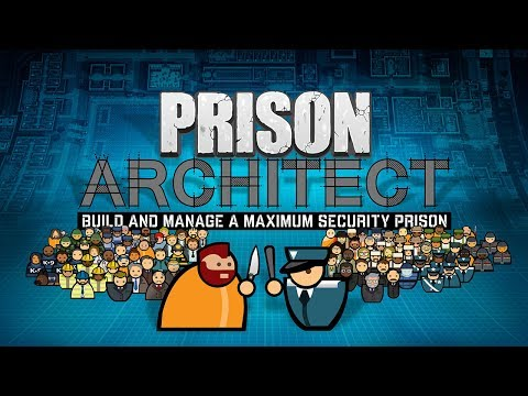 Prison Architect Update 12 ~ Strike And Riot ~ Lets Play Prison Architect Gameplay Part 3