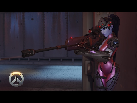 Overwatch - 1v1 With Widowmaker