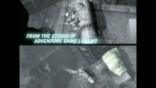 Nikopol: Secrets of the Immortals PC Games Trailer - The