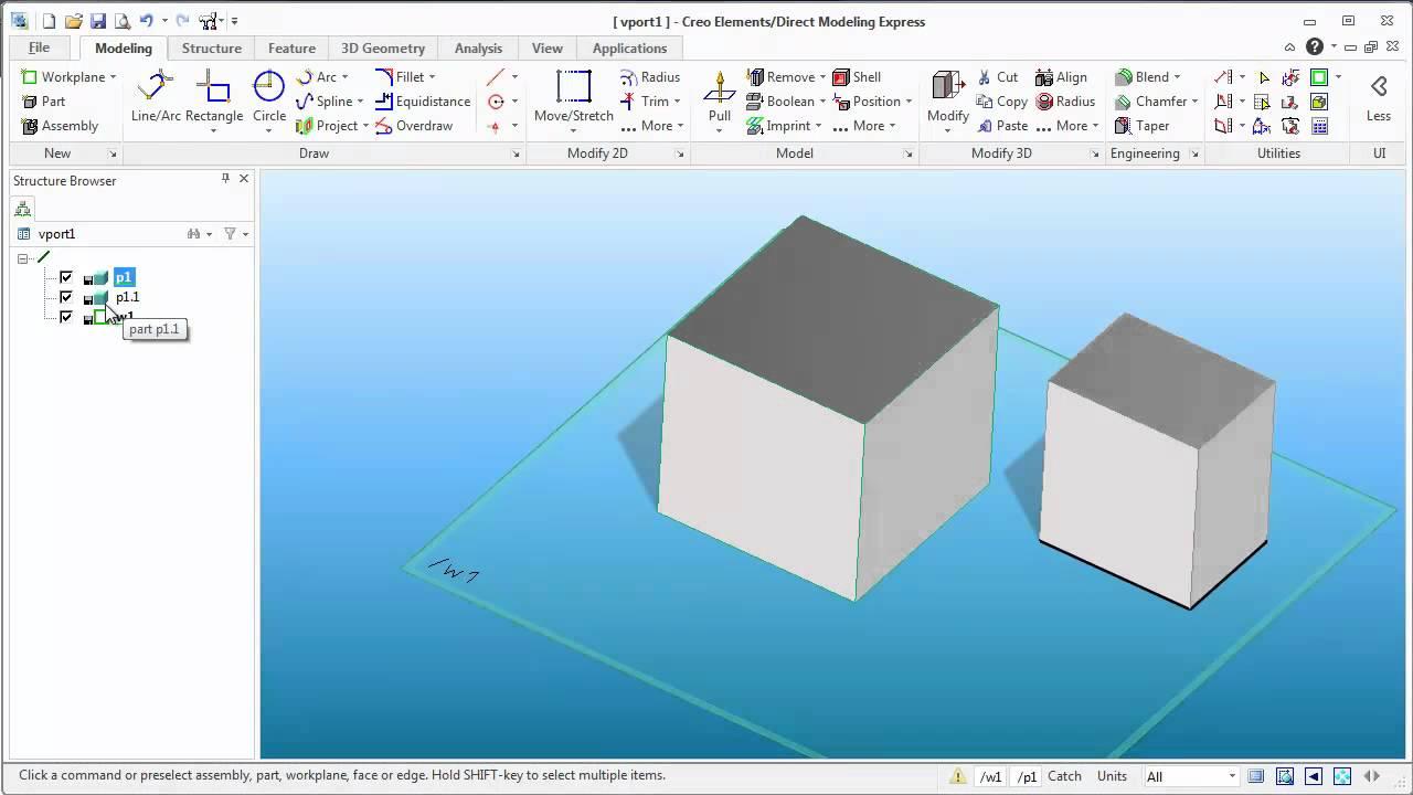 CREO ELEMENTS DIRECT MODELING EXPRESS 4.0 KOSTENLOS KOSTENLOS DOWNLOADEN