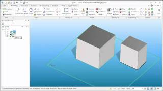 Video: Intro to PTCs Creo Direct Modeling Express interface