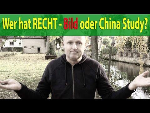 Wer hat Recht - Die China Study oder die Bild?