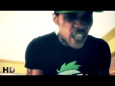Vybz Kartel - Money Pon Mi Brain (C-T Scan) [Official Music Video HD]