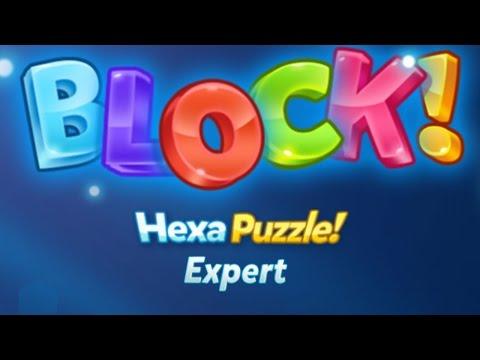 BLOCK! Hexa Puzzle! Expert Level 1-80 (Basic) - Lösung Solution Answer Walkthrough