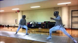 Saber Fencing Basics