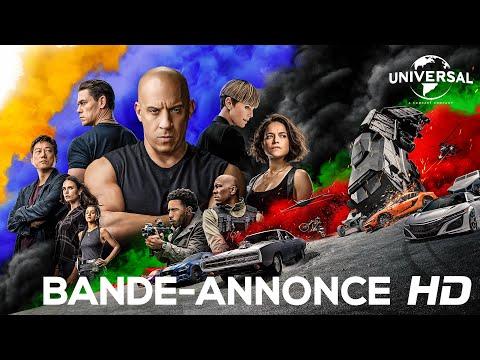 Fast & Furious 9 - Bande annonce 2 VF [Au cinéma le 14 juillet]