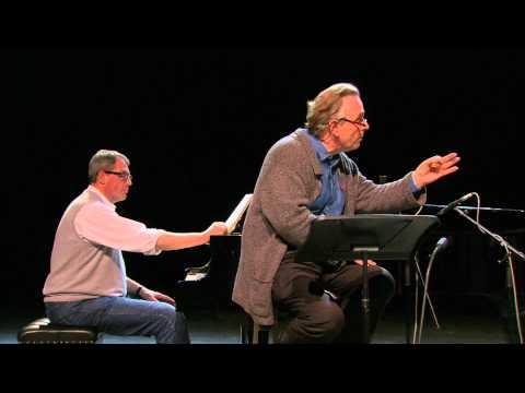 Mark Elder introduces La bohème