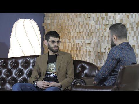 Ваграм Вазян - интервью