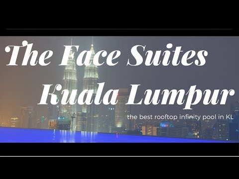 THE FACE SUITES KUALA LUMPUR - LUXURY HOTEL REVIEW