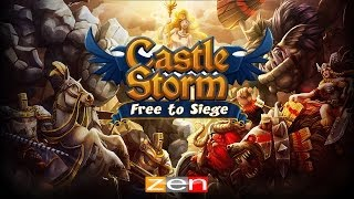 CastleStorm - Free to Siege - iOS / Android - HD Gameplay Trailer