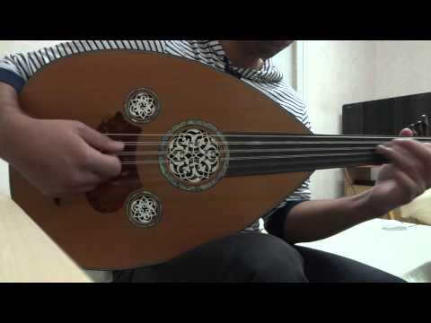 Wissam Mutlak - Yalnızım Dostlarım  وسام مطلق - عزف عود