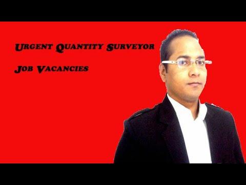 Quantity Surveyor Job Vacancies I Civil Engineering Training Institute