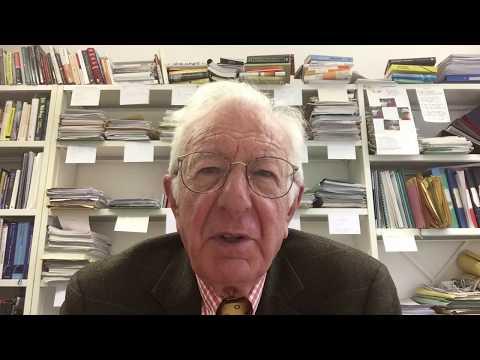 ICEF co-founder and Emeritus Professor of LSE - Lord Richard Layard