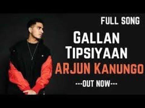 Gallan Tipsiyaan - Arjun Kanungo + Lyrical...