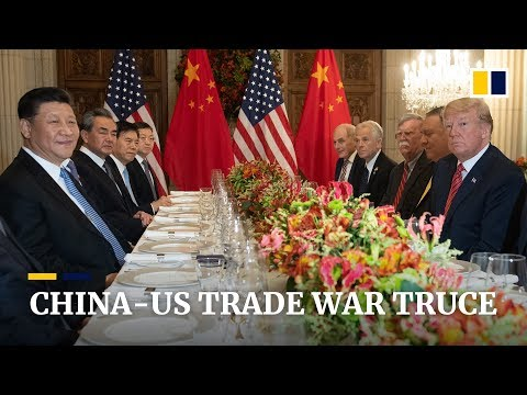 China and US agree to trade war truce with no additional tariffs for now