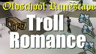 OSRS Troll Romance Full Quest Guide