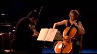 Robert Schumann, Trio avec piano no. 2, opus 80 - 4. Nicht zu rasch.