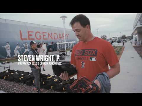 2017 Wilson Glove Day - Boston Red Sox
