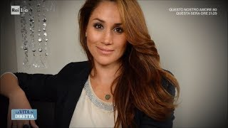 Chi è Meghan Markle, fidanzata del principe Harry? - La Vita in Diretta 03/04/2018