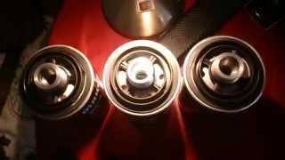 масляные фильтры Mann Mahle VAG для двигателя Passat B7 1.8 tsi