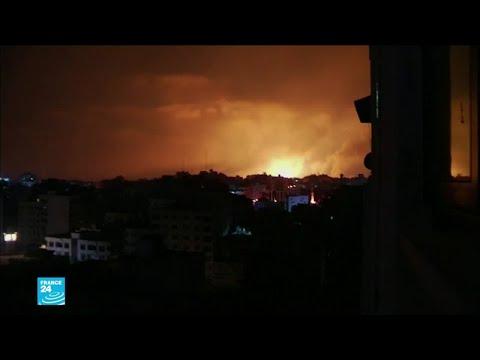 تغطية خاصة مباشرة على فرانس24 للوضع في الأراضي الفلسطينية  - نشر قبل 57 دقيقة