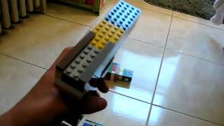 NEW! Selling AWESOME Lego Gun!!!