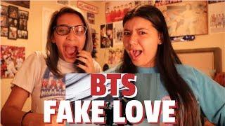 BTS (방탄소년단) 'FAKE LOVE' MV REACTION!!!