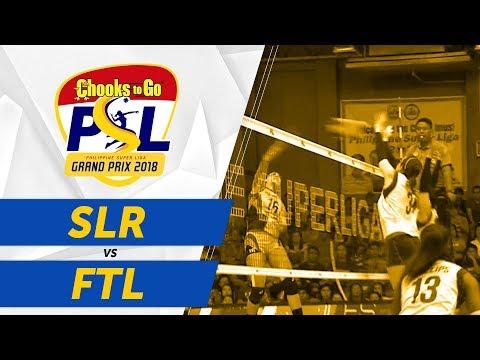 Sta Lucia vs. F2 Logistics  | PSL Grand Prix 2018