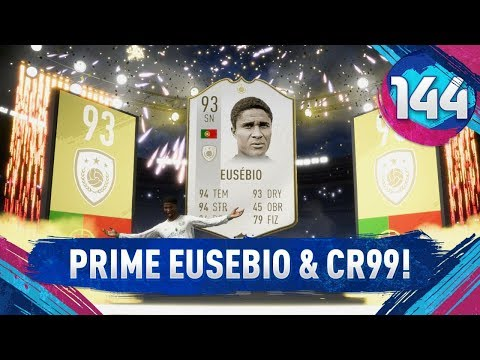 Prime Eusebio & CR99! - FIFA 19 Ultimate Team [#144]