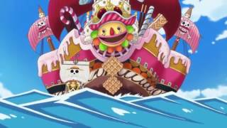 Big Mom Pirates Appearances (Flashback) - One Piece 756 Eng Sub