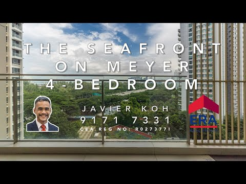 The Seafront on Meyer 4 bedroom