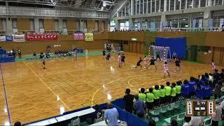 2018IH 女子ハンドボール 2回戦 高津(神奈川県) 対 福井商(福井県)