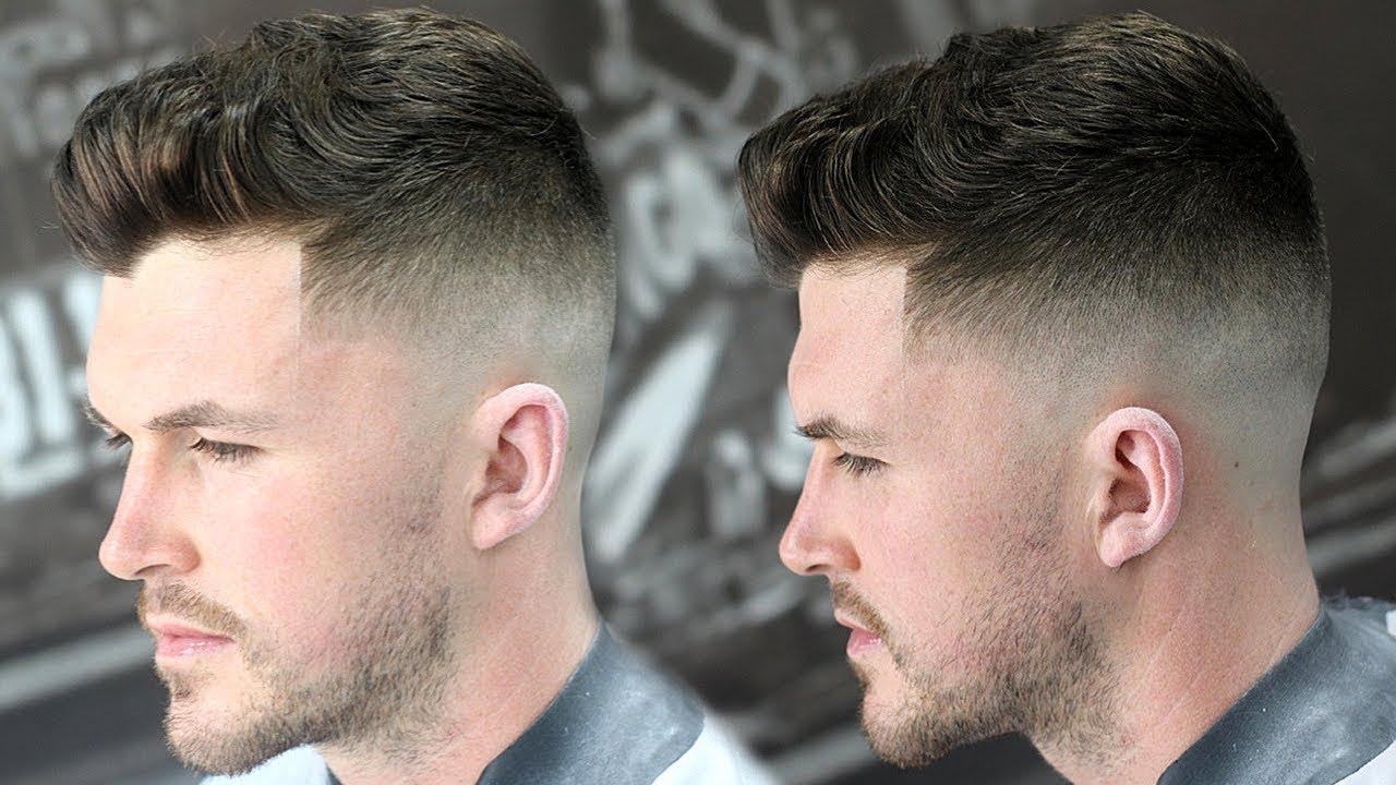 SIMPLE HAIRCUT TUTORIAL FOR MEN  EASY BEGINNER SKIN FADE TUTORIAL