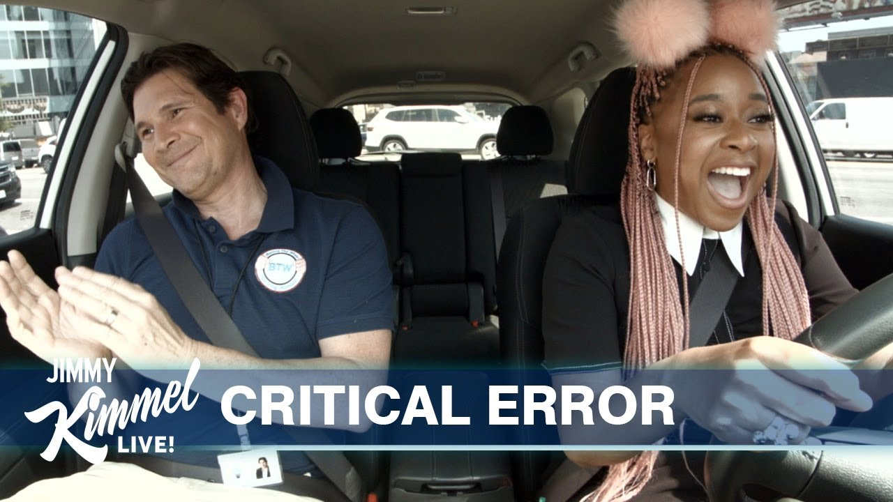 Phoebe Robinson Learns How to Drive